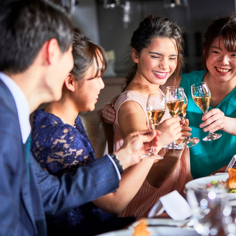 【お披露目&食事会】両家の絆深まるアットホーム結婚式相談会