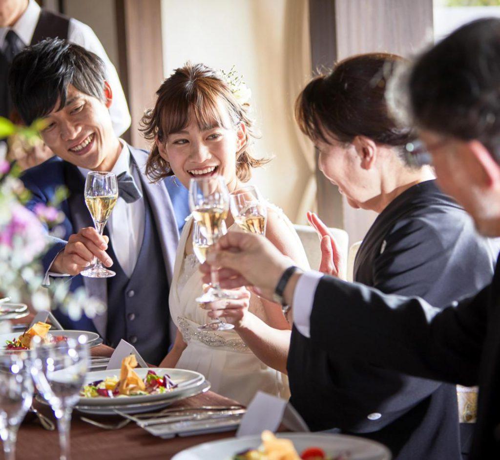 【少人数20~30名様】親族でゆったりパーティ相談会